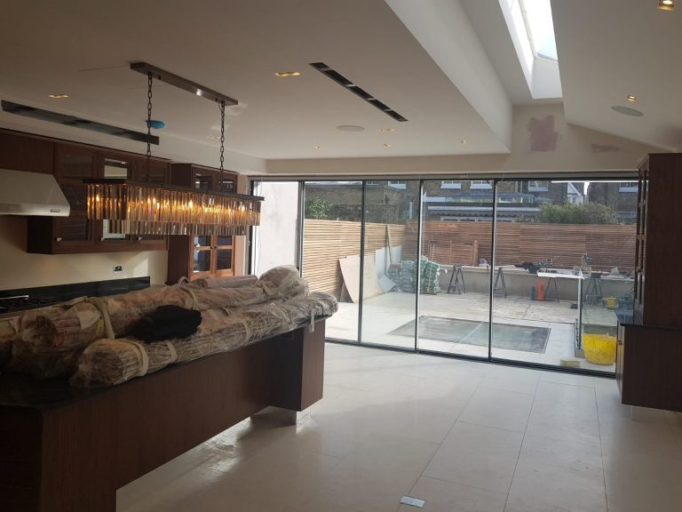 Renovation in Fulham