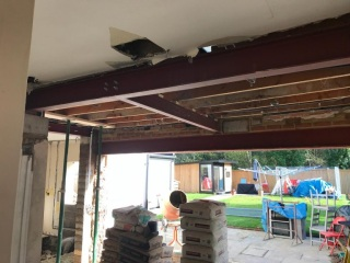 Horsham Steelwork and RSJ Installers